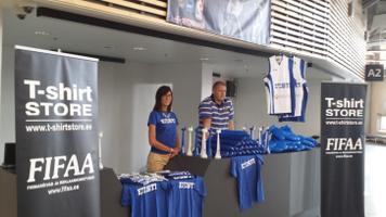 Estonian team gear for sale.