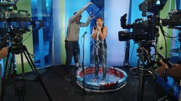 Tanja võttis vastu jäävee väljakutse
