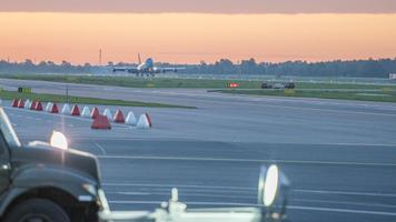 Ameerika presidendi lennuk maandub Tallinna lennujaamas