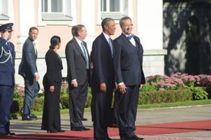 Presidendid Kadriorus