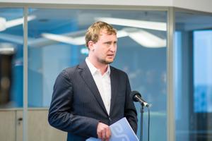 Eesti Vabariik 100 korraldustoimkonna juht Jaanus Rohumaa