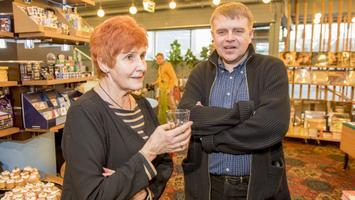 Andrus Kivirähk tutvustas uut raamatut