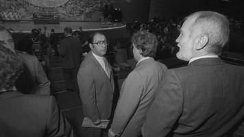 Rahvarinde asutamiskongress, Eino Baskin, Mikk Mikiver. (1988)