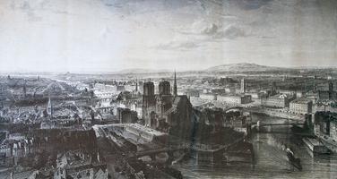 Pariis 1860. aastal.