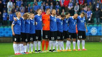 Estonian football team