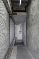 """Installatsioon """"Seisavad müürid, külmalt ja sõnatult""""Köler Prize 2015 nominentide näitusele Eesti Kaasaegse Kunsti Muuseumis (EKKM)"""