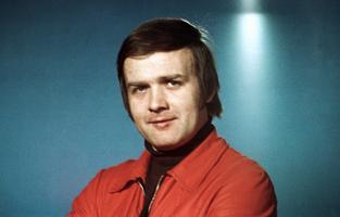 ETV saatejuht Mati Talvik. 1970