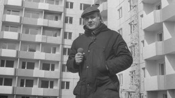 Saatejuht Mati Talvik Lasnamäe linnaosa ehitusel, saade