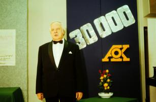 Празднование по случаю 30000 выпуска