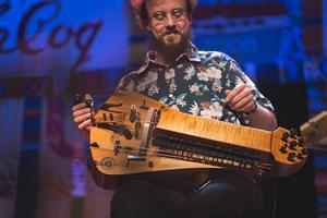Viljandi Pärimusmuusikafestival 2015: German Diaz