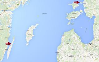 Vormsi saare pindala on 93 km², rannajoont on 109 km ning seal elab 415 inimest. Rootsi arheoloog Jonathan Lindström leidis tõendeid, et Vormsi asustusele panid aluse 1206. aastal Ölandilt saabunud talupojad.