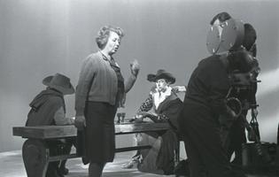 Saate salvestus, Astrid Lepa, laulja Georg Ots. 1971