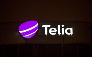 Ööga vahetati kaubamärgi visuaalid majadel, autodel, esindustes ja EMT-st ning Elionist sai üks ühine Telia Eesti