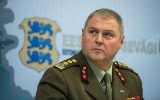Визит командующего Вооруженными силами Украины Виктора Муженко в Эстонию.