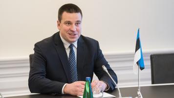 Keskerakonna esimees, peaminister Jüri Ratas.