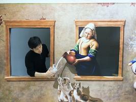 Selfiedroom WOW keskuse projektis.