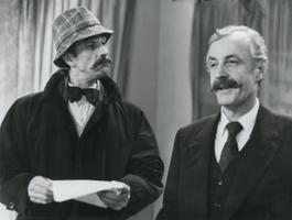 Лембит Ульфсак в телевизионной постановке