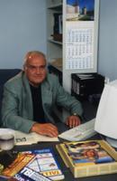 saatejuht Mati Talvik, publitsistikatoimetus. September 1999