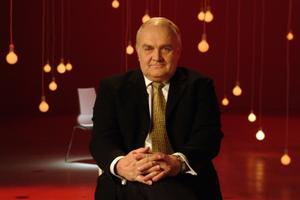 Saatejuht Mati Talvik, saade Jõuluprogramm 2004.