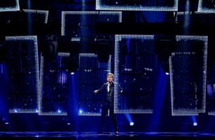 Sloveenia esindaja Omar Naber
