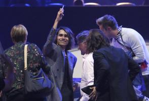 Eurovisiooni finalistide väljakuulutamine, Austraalia meeskond