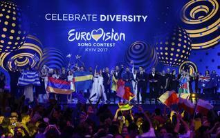 Eurovisiooni finalistide väljakuulutamine, Esimese poolfinaali finalistid