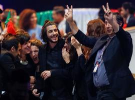 Eurovisiooni finalistide väljakuulutamine, Portugali meeskond