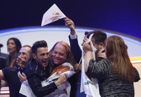 Eurovisiooni finalistide väljakuulutamine, Küprose meeskond