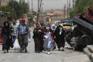 Lääne-Mosul 15. mail.
