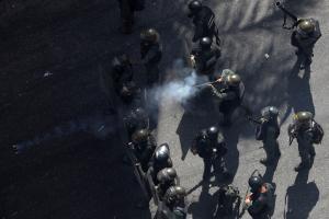 Venezuelas jätkuvad vägivaldsed meeleavaldused.