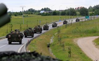 NATO väed.