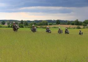 NATO väed harjutasid Suwalki koridori kaitsmist.