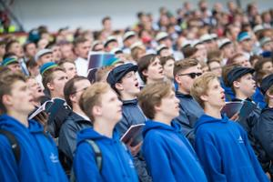 XII noorte laulupidu
