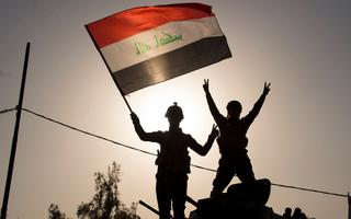 Mosulis kuulutati välja võit ISIS-e üle.