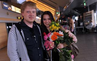 Sven Lõhmus ja Getter Jaani team jõudis tagasi eurovisioonilt  2011