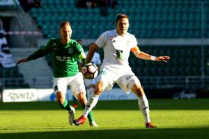 FC Flora - FC Levadia / Brent Lepistu ja Rimo Hunt