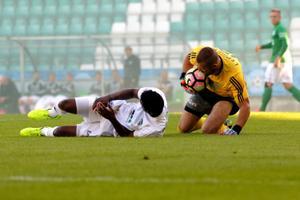 FC Flora - FC Levadia / Luc Landry Tabi Manga ja Sergei Lepmets