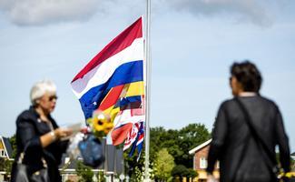 Avati mälestusmärk MH17 ohvritele.