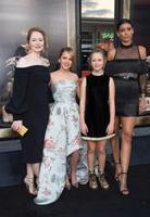 Näitlejad Miranda Otto, Talitha Bateman, Lulu Wilson ja Stephanie Sigman