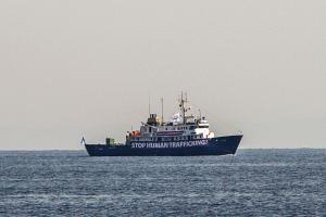 C-Star Liibüa ranniku lähistel.