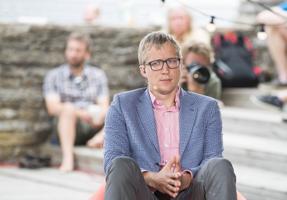 Дебаты депутатов Европарламента на Фестивале мнений в Пайде.