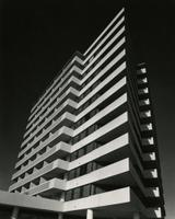 Seaway Towers Hotel in Toronto, architect Ants Elken. 1963 (demolished in 1993).