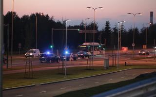 Delegatsioonide lahkumine lennujaamast.