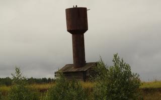 Nõukogude aeg sulandus vanade uskumustega ühte neid väga muutmata. Pondala külastu, Vologda oblast, 2012.