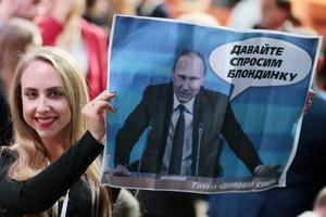 Putini maratonkonverentsi eel.
