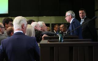 Avaüritused koos Junckeri ja Ratase pressikonverentsiga toovad Tallinnasse tavatud ajakirjanikehordid.