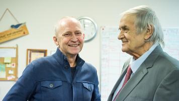Mati Talviku 50. tööjuubel, Vahur Kersna ja Mati Talvik
