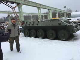 Tank T34/76
