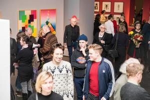 Leonhard Lapini näituse avamine KUMUs