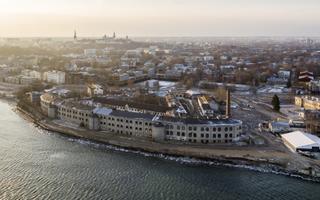 Tallinn's Patarei prison.